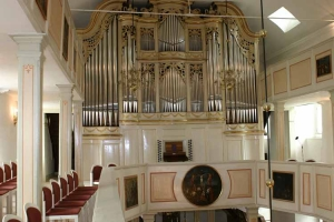Burgy-Orgel
